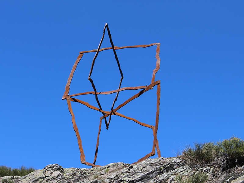 Sentier de Sculptures d'Altier - Ernst-Gunter-Herrmann
