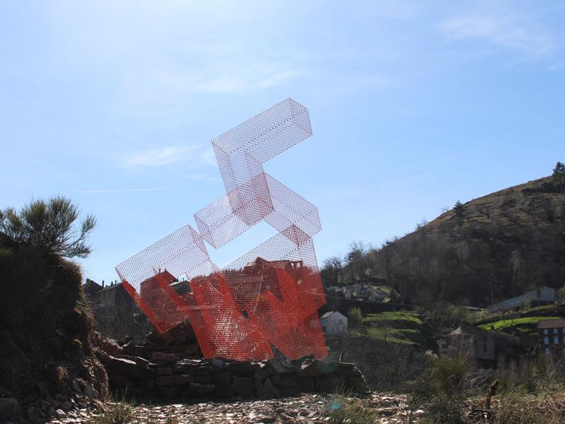 Bernard Blaise - Chemin de Sculptures - Altier